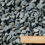 "3/4"" Clean Crushed Stone"