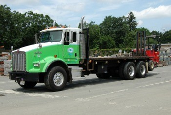 Belgard Concrete Paver Delivery in NJ and NY