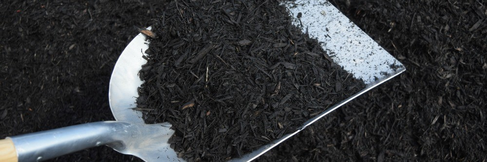 Black Dyed Mulch for Sale NJ