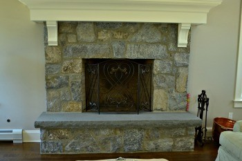 Bluestone Hearths For Your Nj Home
