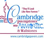 Cambridge Paving Stones