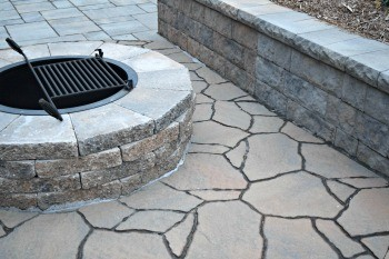Pea Gravel Vs Concrete Pavers