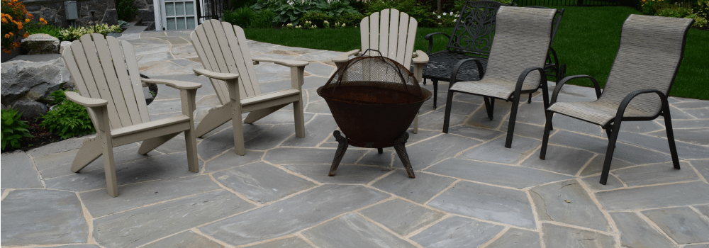 Tenneesse Gray Irregular Flagstone