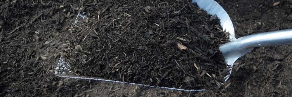 Dark Hardwood Mulch for Sale NJ