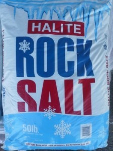 Halite Rock Salt NJ
