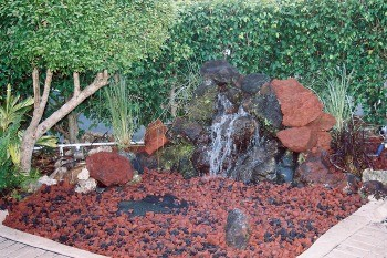Buy lava rocks at wholesale prices for bulk delivery in nj for Landscaping rocks delivered