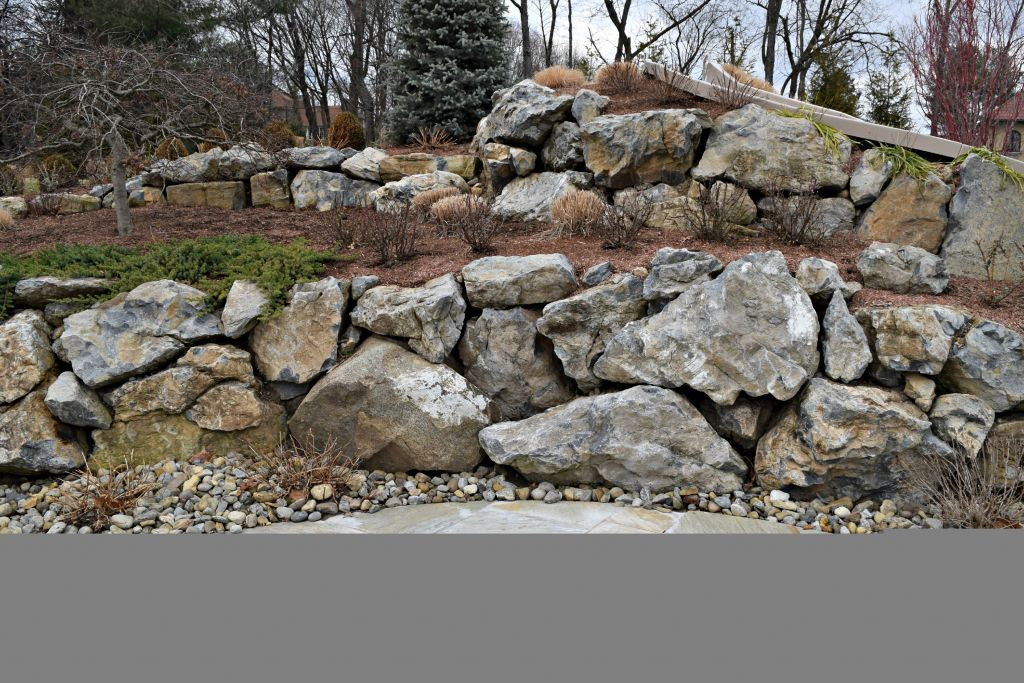 Moss Rock Boulders For Sale In Nj And Ny