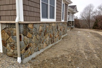 Nu Stone Veneer House in NJ