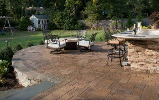 outdoor living space plans