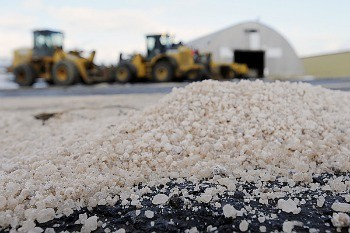 Rock Salt Shortage 2014