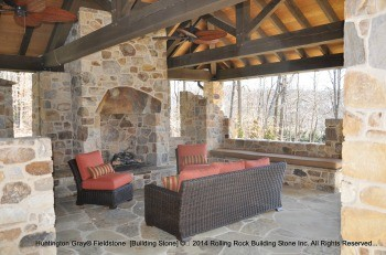Rolling Rock Building Stone for Sale in NJ and NY