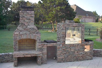 Stone Age Fireplace Kits