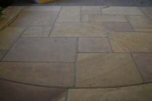 Tennessee Buff Honed Flagstone