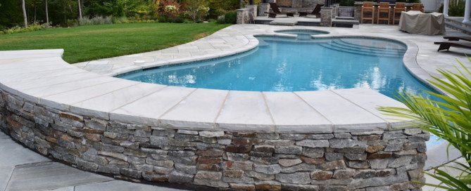 best stone for outdoor patio