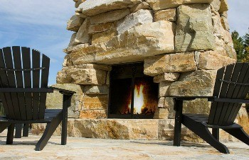 Champlain Stone Products Outdoors - NJ & NY